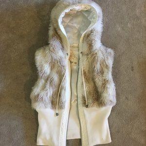 Faux Fur Fall/ Winter Vest